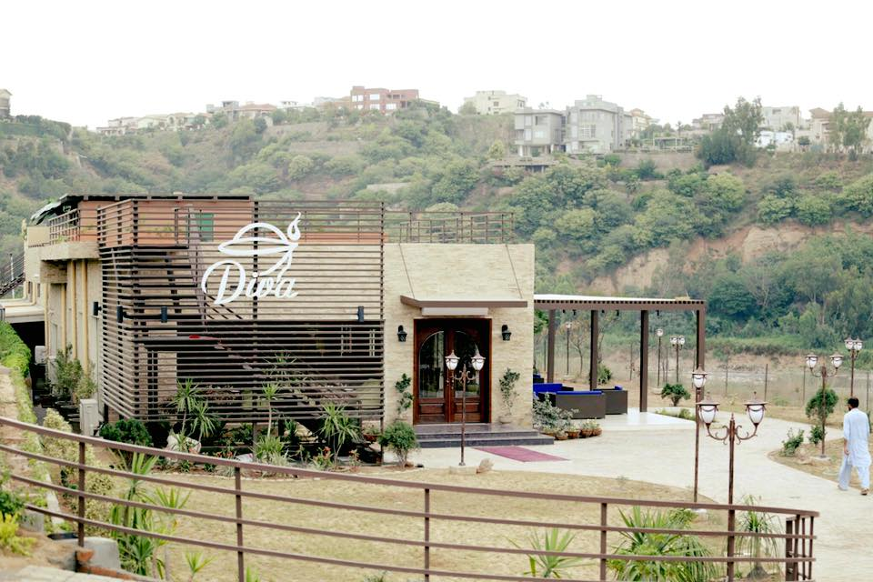 """Detailed review on the fantastic """"Diva Restaurant"""" 