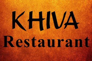 "Detailed review on the beautiful ""Khiva Restaurant""