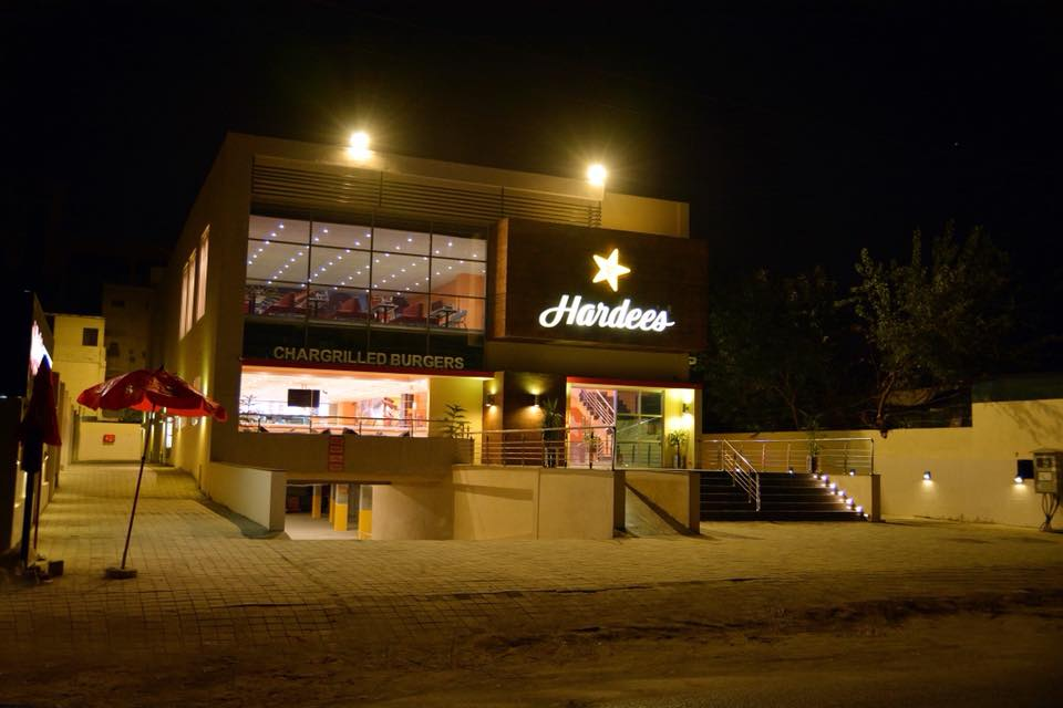 """""""Hardee's"""", unsatisfactory 