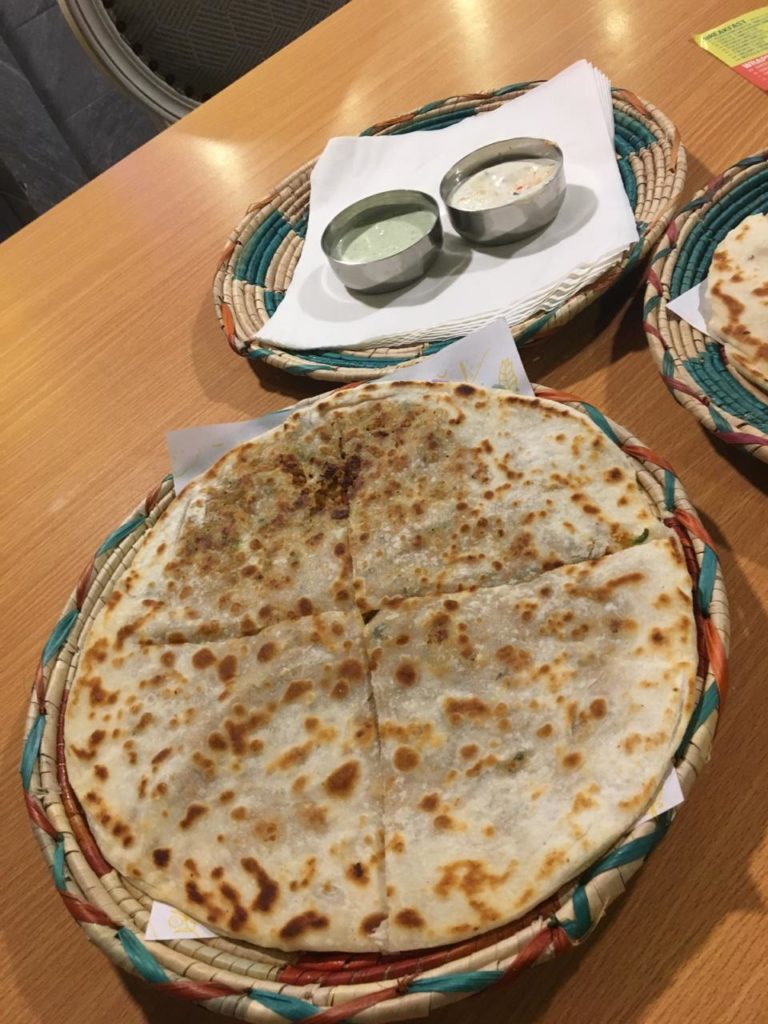 """Detailed review on amazing """"WHAT A PARATHA""""