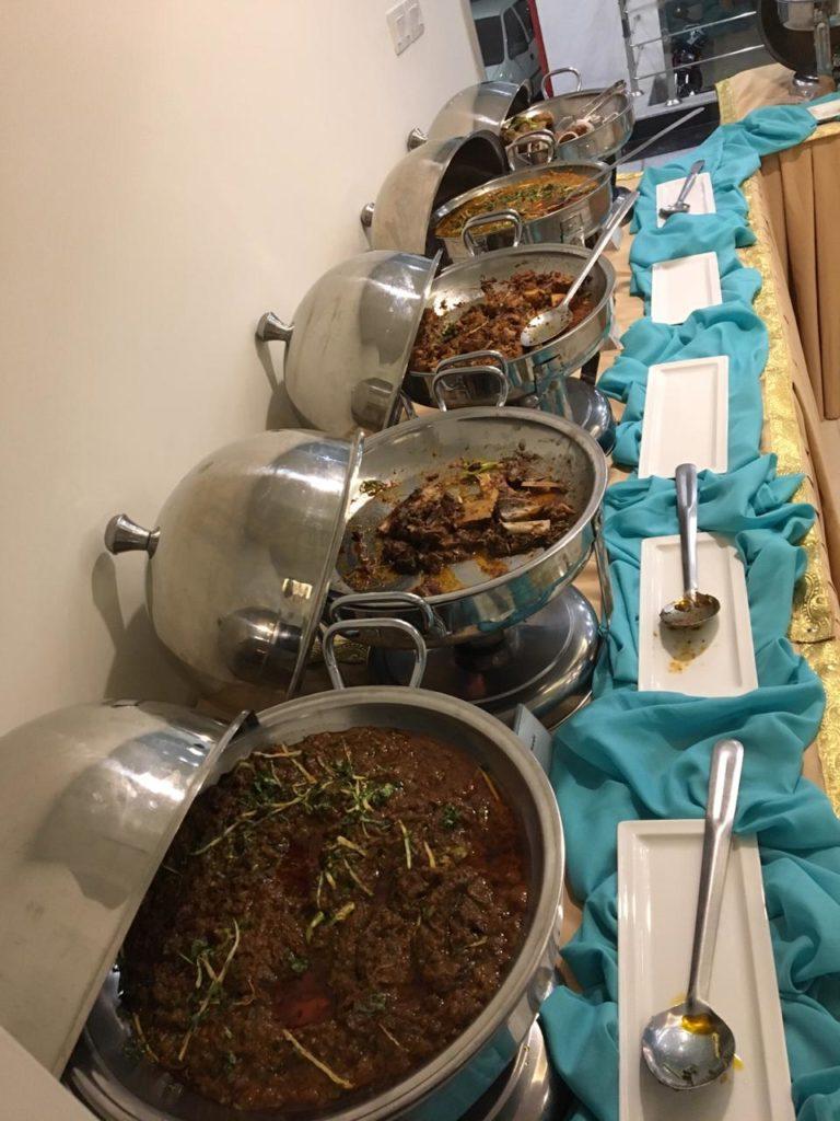 mumtaz kadah buffet