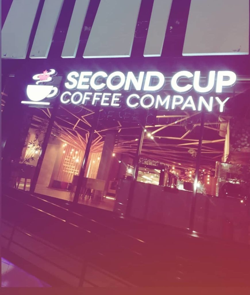 Second Cup, Jinnah Park, Rawalpindi