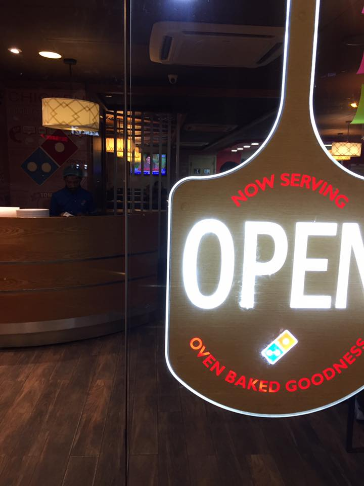 Domino's Pizza, Phase 4, Bahria Town, Rawalpindi Review