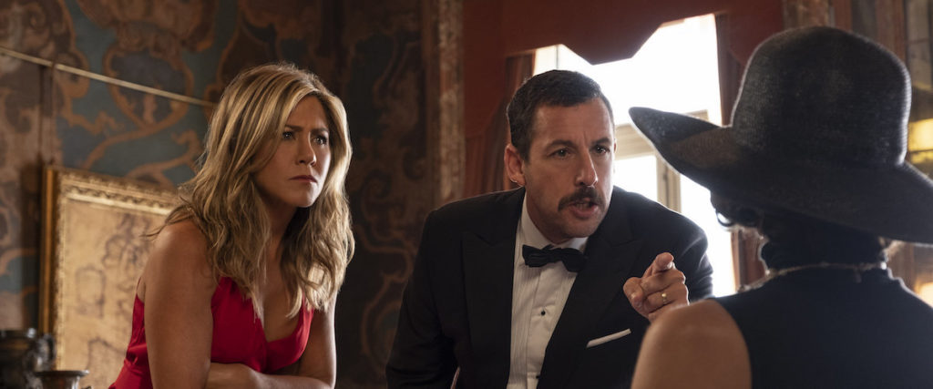 Murder Mystery (2019 film) Review