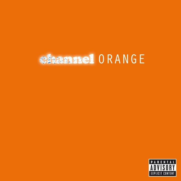 channel ORANGE by Frank Ocean: 2012 Album Review