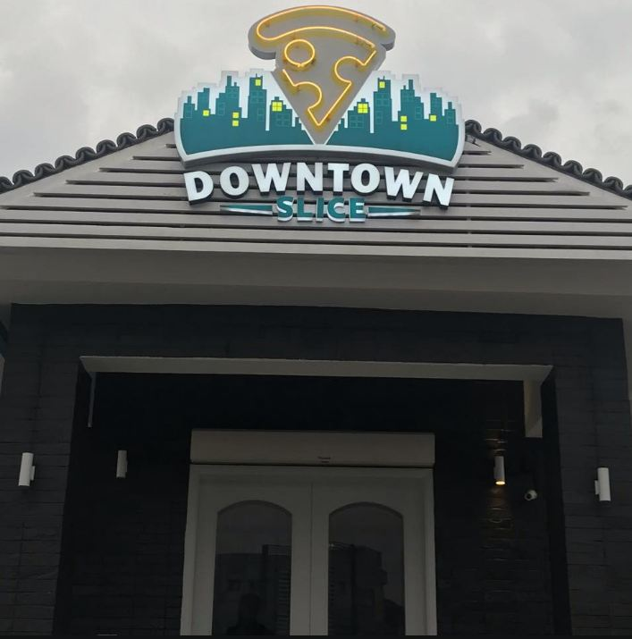 Downtown Slice Bahria Town