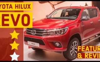 Toyota Hilux Revo review in Pakistan