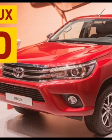 Toyota Hilux Revo review in Pakistan