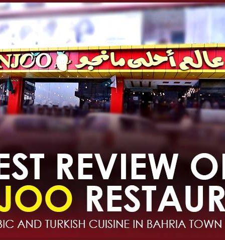 Manjoo Restaurant Review